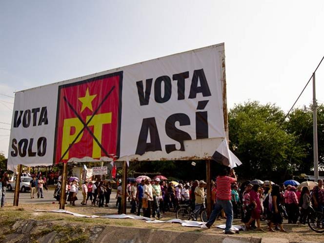 El PT perderá el registro por falta de votos