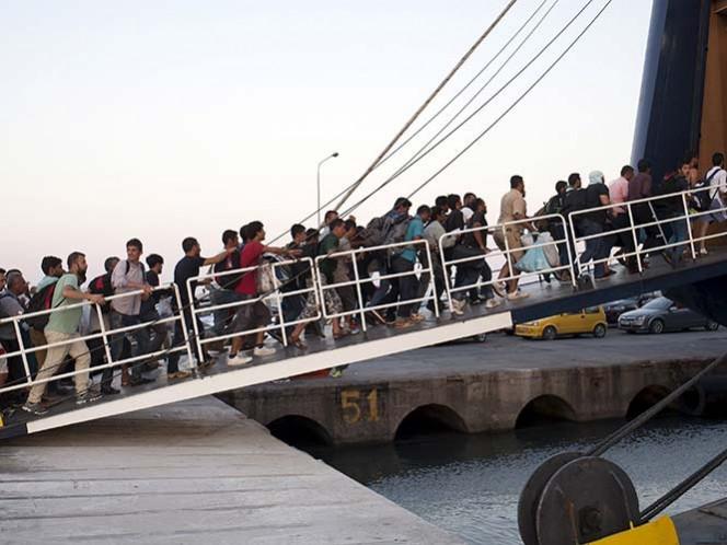 Permiten Austria y Alemania llegada y paso de refugiados