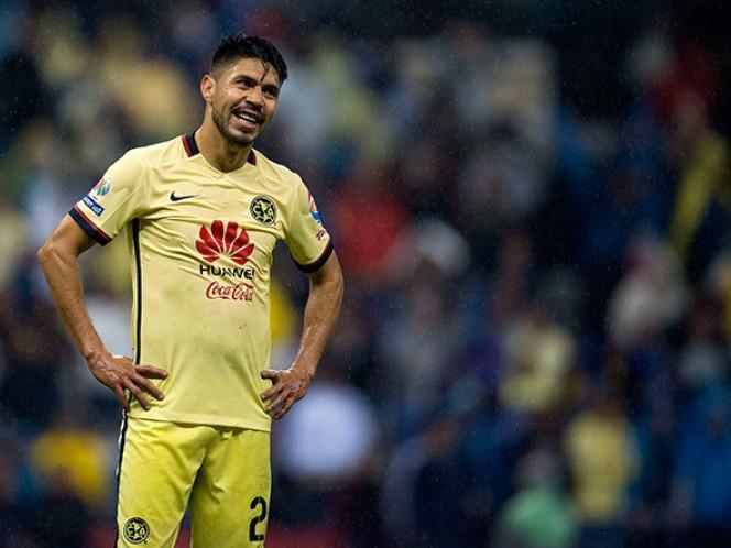 Oribe Peralta lamenta las fallas que tuvieron (Mexsport)