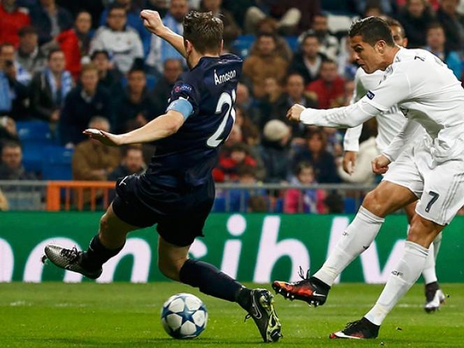 Cristiano hace poker de goles en festín del Real Madrid (Reuters)
