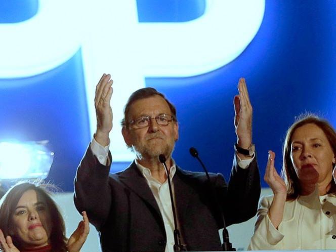El presidente del gobierno de España, Mariano Rajoy, se declaró esta medianoche listo para formar un nuevo gobierno