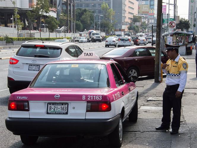 Los traslados vehiculares se han visto reducidos debido a una menor presencia de autos en las calles.