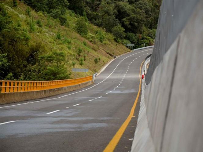 Implementarán desvío provisional en la carretera México-Toluca