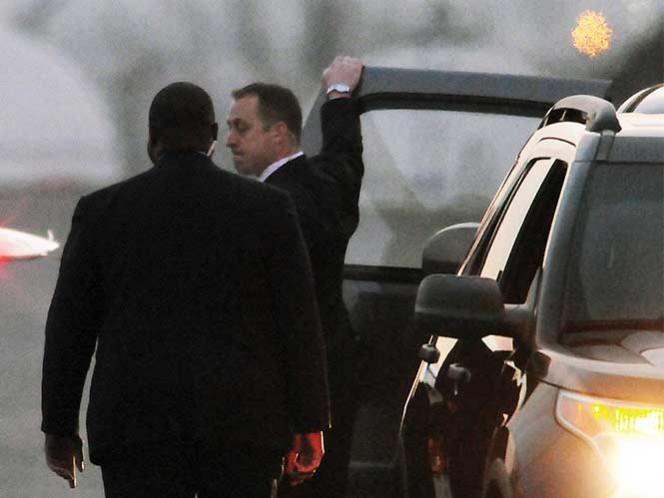 Roban arma y placa a agente del Servicio Secreto