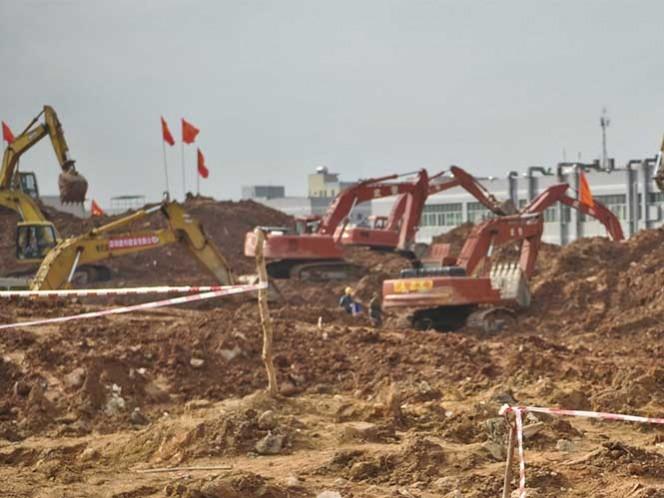 Rescatan a víctima de alud en China luego de 60 horas enterrado