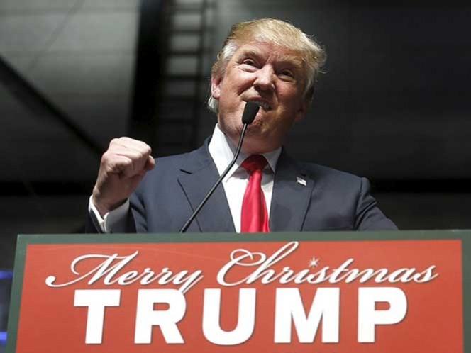 Trump amplía ventaja como favorito republicano