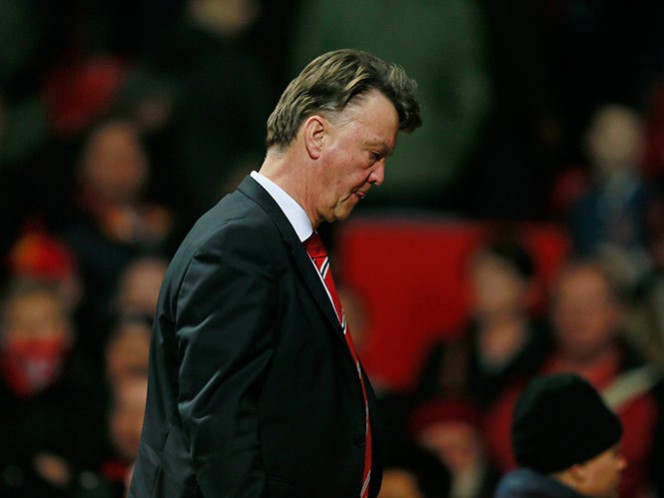 Van Gaal se enfurece y abandona rueda de prensa (Reuters)