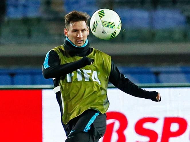 Messi apoya actividad humanitaria bosnia (AP)