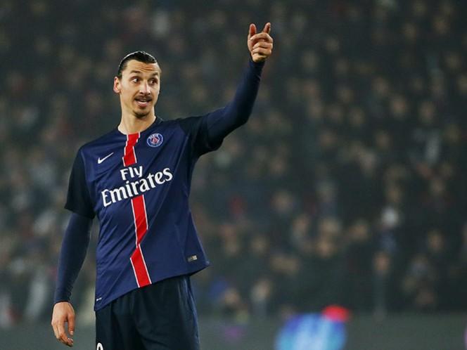 Para Ibrahimovic ya es fácil llegar al PSG (Reuters)