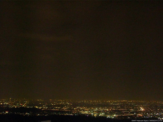 La zona del Valle de México que presenta más contaminantes es el noreste.