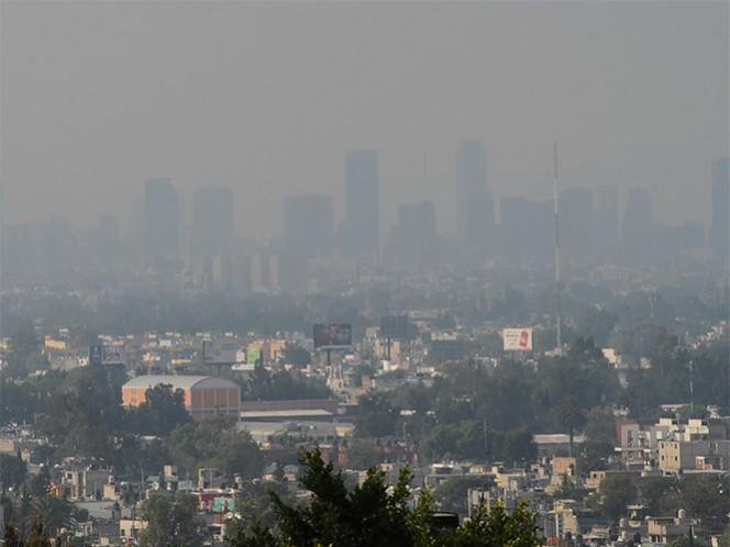 Los índices de contaminantes son superiores a 150 puntos Imeca en la zona metropolitana.