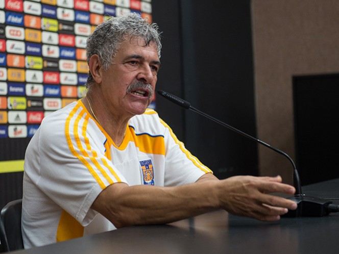 """El brasileño desechó que su equipo vaya a sufrir de """"Campeonitis"""". (Mexsport)"""