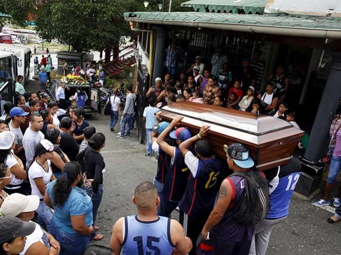 Aumentaron muertes violentas en Venezuela durante 2015