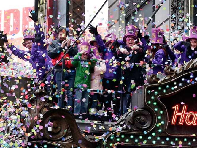 NY desplegará histórico operativo en Times Square por Año Nuevo