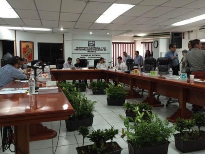 Elecciones del próximo 13 marzo en Tabasco, bajo reglas del pasado 7 de junio: IEPCT
