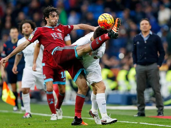El Real Madrid vence 3-1 a la Real Sociedad (AP)