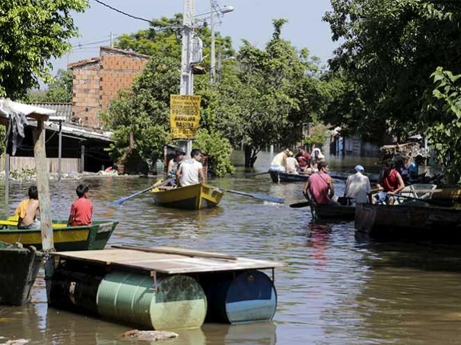 Provocará 'El Niño' caos en el mundo, informa la NASA