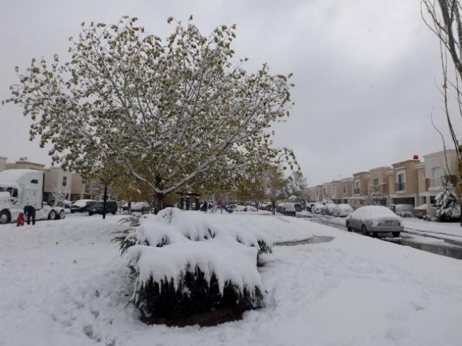 La masa de aire polar asociada, favorecerá marcado descenso de las temperaturas en norte y noreste del país