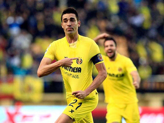 Soriano desequilibró la balanza a los 64 minutos y sepultó al cuadro valencianista. (EFE)