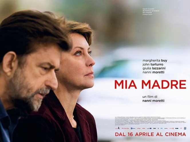 """La película narra la historia de """"Margherita"""", una directora de cine que realiza una cinta protagonizada por un famoso e insoportable actor estadounidense de origen italiano."""