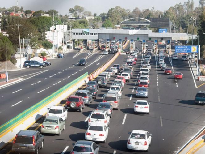 Las autoridades recomiendan a los automovilistas extremar precauciones y anticipar su regreso.