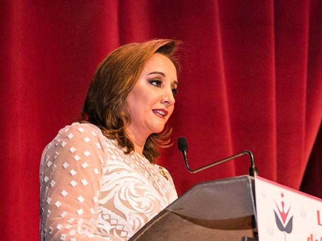 La canciller Claudia Ruiz Massieu inaugurará el XXVII encuentro de embajadores y cónsules el 6 de enero (Foto: Cuartoscuro)