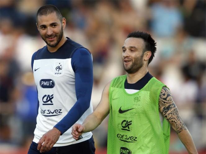 La Federación también se mostraba convencida de que un cara a cara entre los dos futbolistas podía resolver la cuestión. (Reuters)