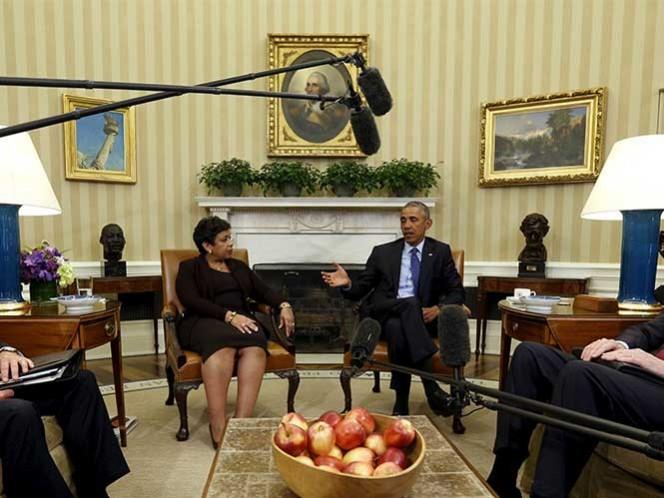 Obama ultima detalles para decreto de control de armas
