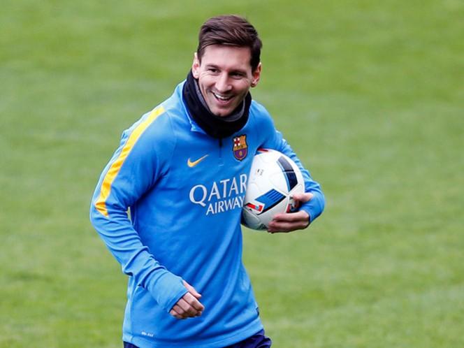La fantasía de Messi sobre Mascherano (AP)