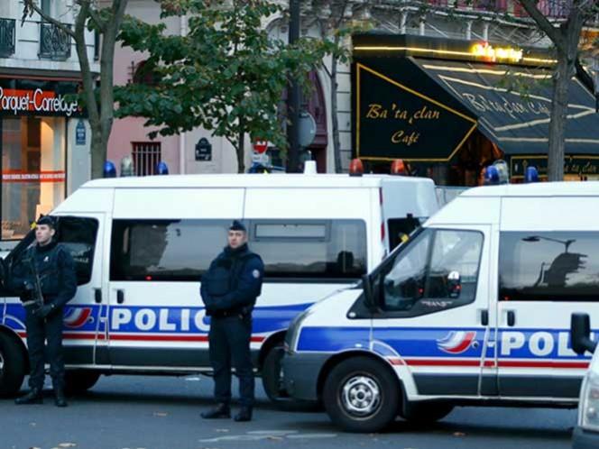 En el local se ha podido identificar una huella digital de Salah Abdeslam, presunto participante de los ataques en París y que permanece fugado.