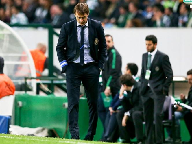 Porto hace oficial la destitución de Lopetegui (EFE)