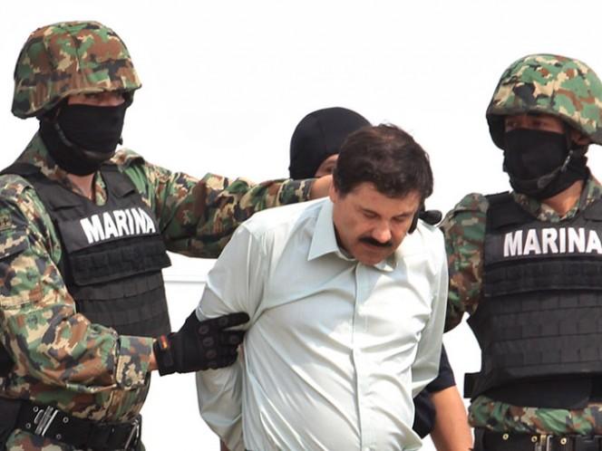 Luego de permanecer 182 días como prófugo, Joaquín 'El Chapo' Guzmán fue recapturado la madrugada de este viernes. Foto: Archivo Cuartoscuro
