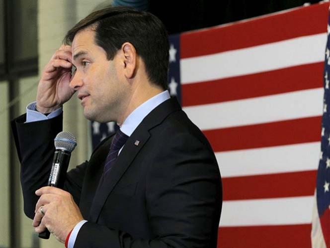 Marco Rubio pide a Obama 'inmediata' extradición de 'El Chapo'