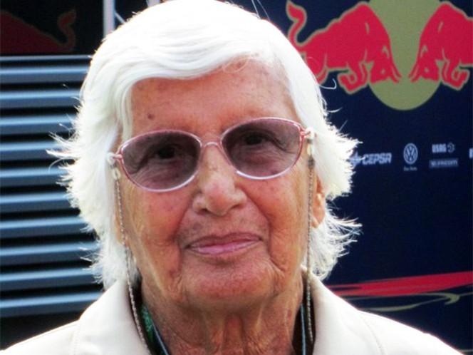 Fallece María Teresa De Filippis, primera mujer piloto en F1 (Foto tomada de @F1)