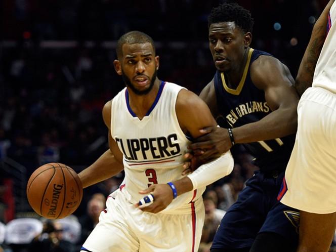Los Clippers de Los Ángeles ampliaran a nueve su racha de triunfos. (AP)