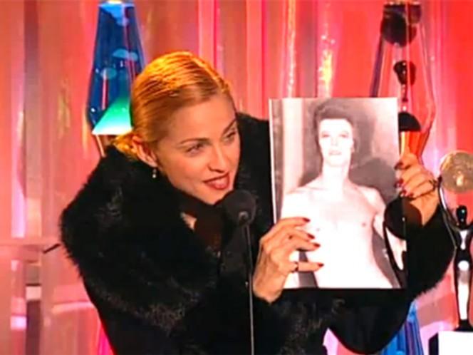 '¡Estoy devastada! Este gran artista cambió mi vida!', escribe Madonna en su cuenta de la red social Twitter, en la que no ahorra elogios para el autor de discos como 'The Rise And Fall Of Ziggy Stardust And The Spider From Mars' (1972) o 'Heroes' (1977). (Instagram)