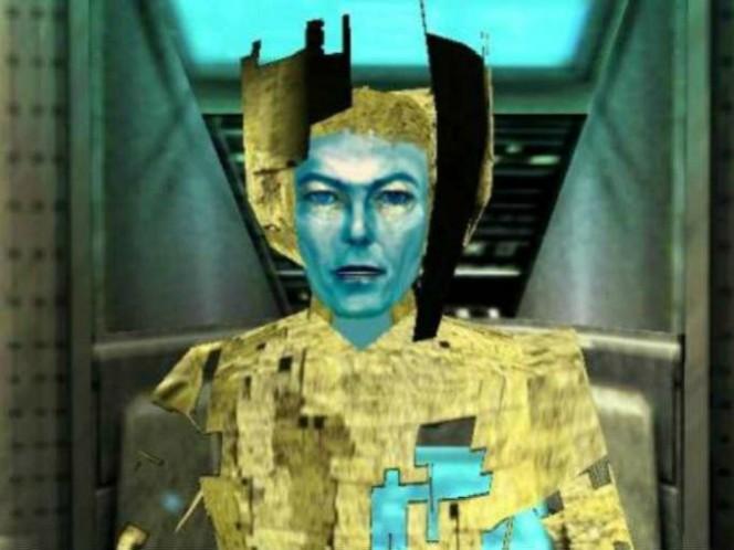 David Bowie estuvo en todo, hasta en el Dreamcast. Imagen: Quantic Dream