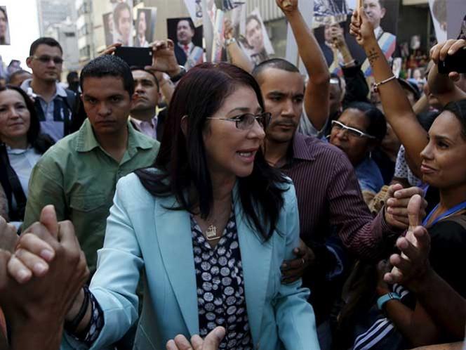 Primera dama venezolana dice que DEA 'secuestró' a sus sobrinos