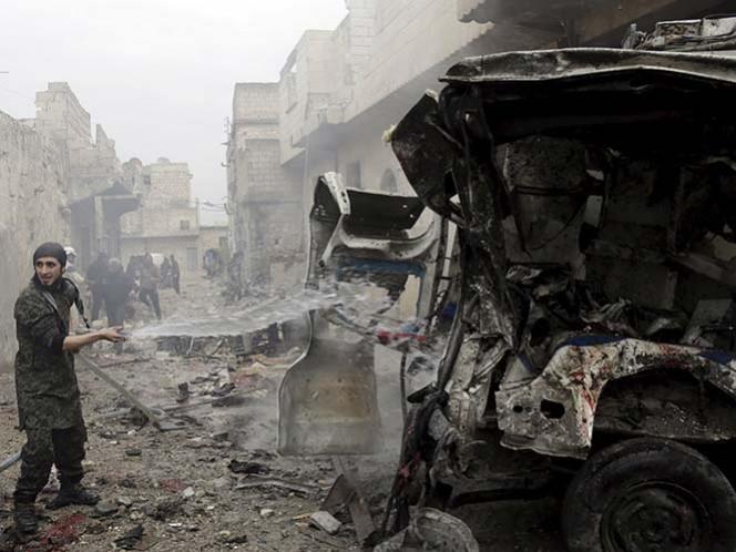 EU reconoce muerte de ocho civiles en bombardeos contra ISIS
