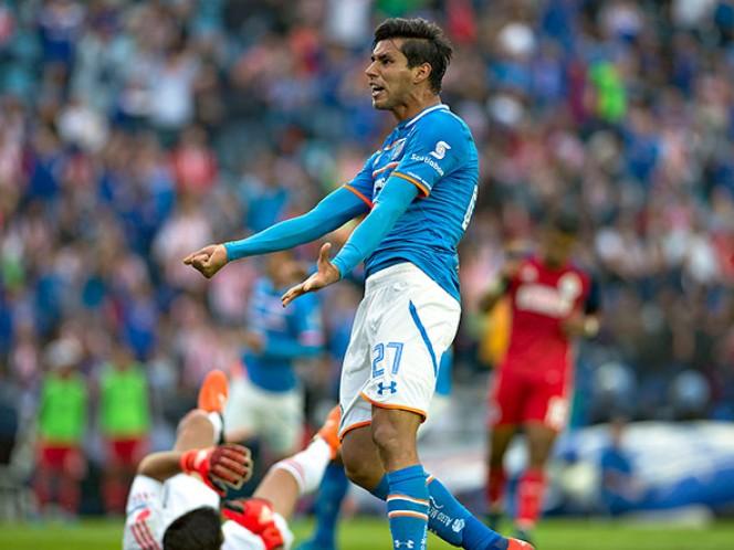 Jorge Benítez realizó una gran jugada individual para empatar el marcador (Mexsport)