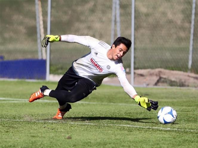 Rodríguez ha recibido tres goles en dos jornadas. (@Chivas)