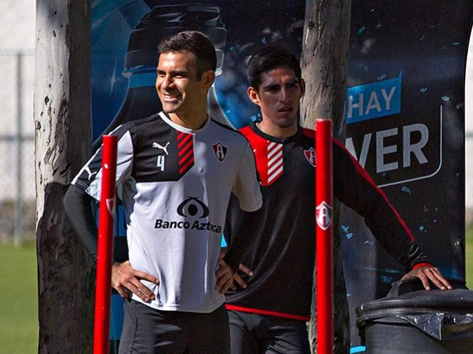 Rafa Márquez sufre lesión fibrilar (Mexsport)