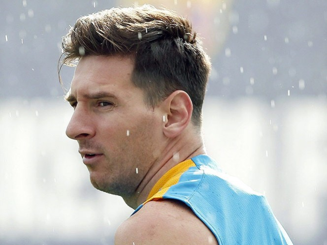 Messi fiel a sus colores; desea retirarse con el Barcelona (EFE)