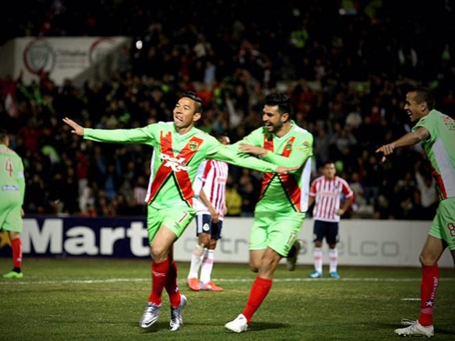 Chivas empieza mal la defensa de su título de Copa MX (Mexsport)