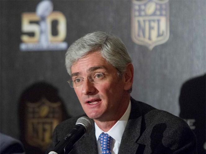 VIDEO: Regreso de NFL a México va por buen camino (Notimex)
