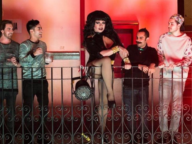 Fiestas Bomba: Fotos de la escena 'queer' de la Ciudad de México