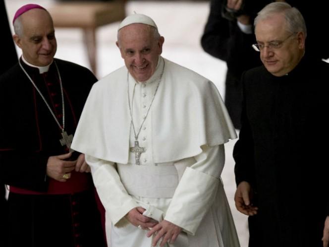Siguen los preparativos en Morelia ante la visita del Papa Francisco (Foto: AP)