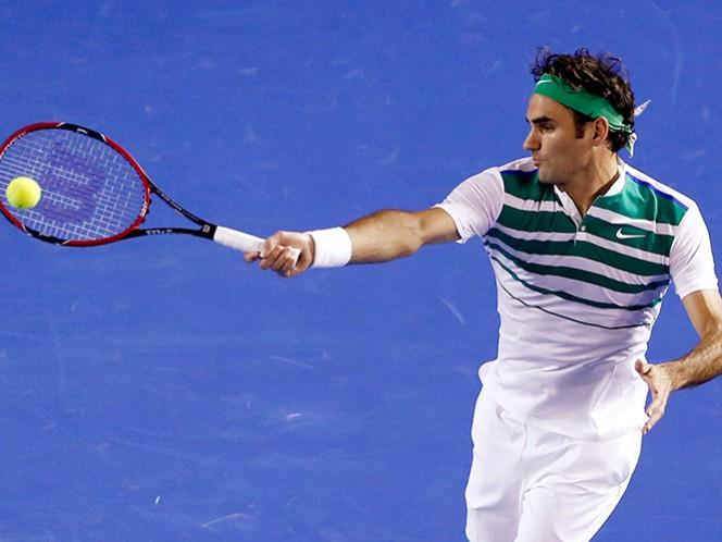 Federer supera ahora por 67 triunfos de sencillos en Grand Slam al estadunidense Jimmy Connors que ocupa la segunda posición en esa categoría (AP)