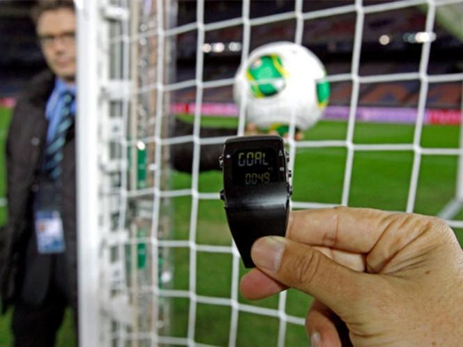 La FIFA utilizó el sistema GoalControl en la Copa del Mundo de 2014 (AP)