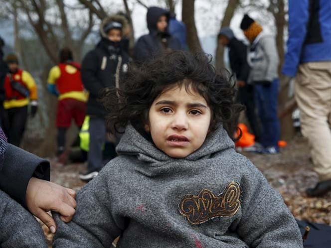 Mueren 44 refugiados, entre ellos 20 niños, en la costa griega